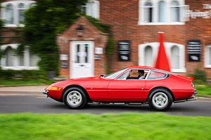 Picture of 1972 Ferrari 365 GTB/4 Daytona - Matching Numbers For Sale