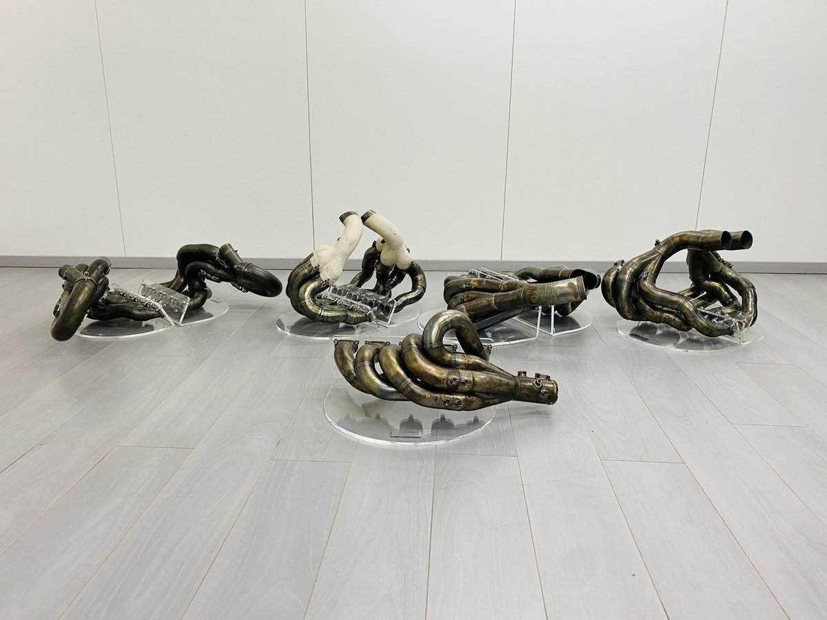 1998 Ferrari F1 Exhaust Collection For Sale (picture 1 of 6)