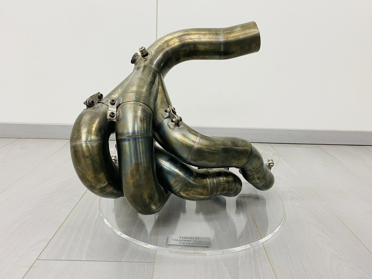 1998 Ferrari F1 Exhaust Collection For Sale (picture 4 of 6)