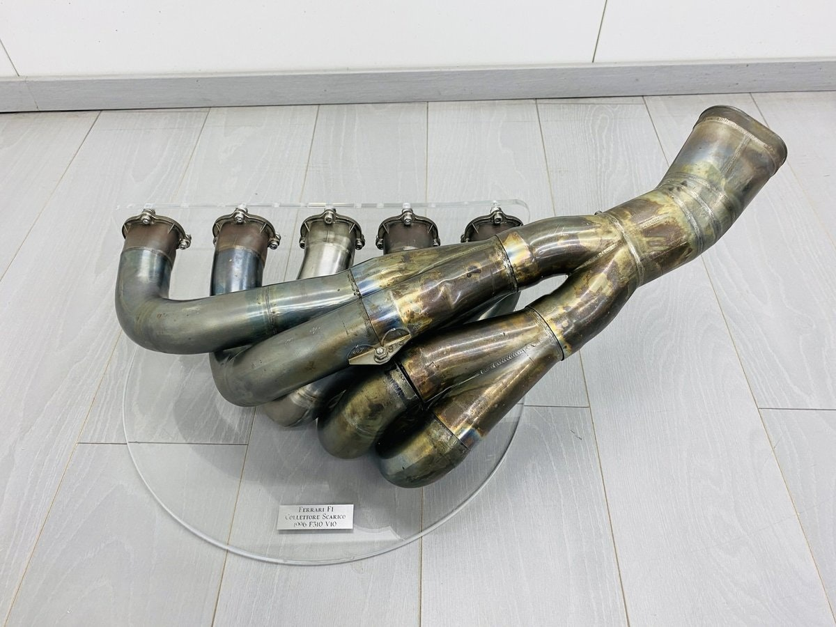 1998 Ferrari F1 Exhaust Collection For Sale (picture 5 of 6)