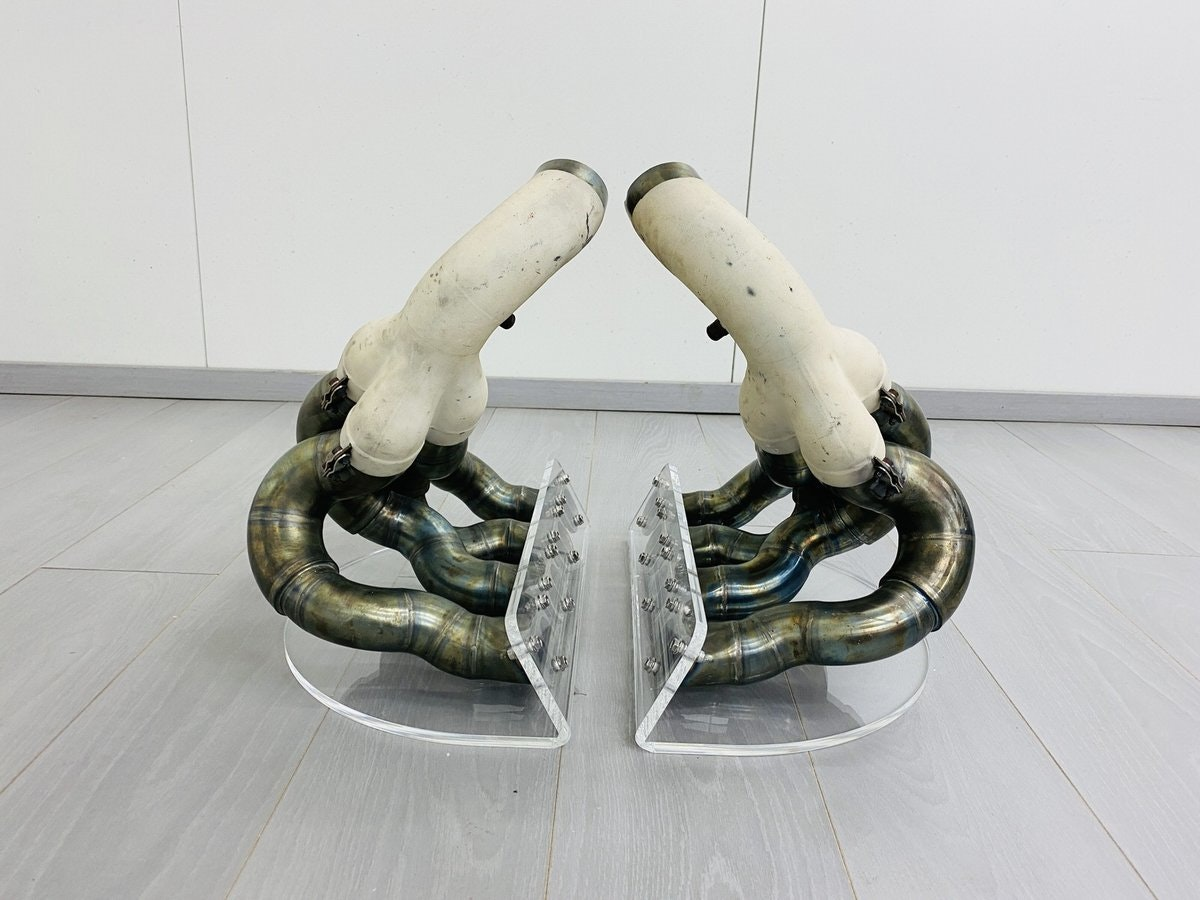 1998 Ferrari F1 Exhaust Collection For Sale (picture 6 of 6)