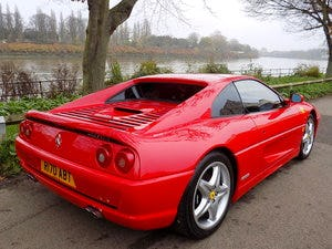 1998 FERRARI F355 GTS F1 - LHD - ONLY 22,000 MILES! For Sale (picture 3 of 12)