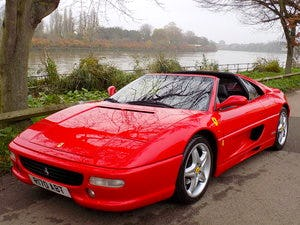 1998 FERRARI F355 GTS F1 - LHD - ONLY 22,000 MILES! For Sale (picture 4 of 12)