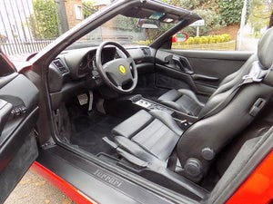 1998 FERRARI F355 GTS F1 - LHD - ONLY 22,000 MILES! For Sale (picture 6 of 12)