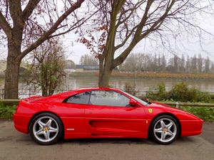1998 FERRARI F355 GTS F1 - LHD - ONLY 22,000 MILES! For Sale (picture 9 of 12)