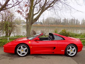 1998 FERRARI F355 GTS F1 - LHD - ONLY 22,000 MILES! For Sale (picture 10 of 12)