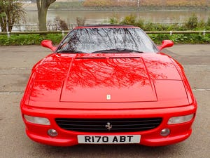1998 FERRARI F355 GTS F1 - LHD - ONLY 22,000 MILES! For Sale (picture 12 of 12)
