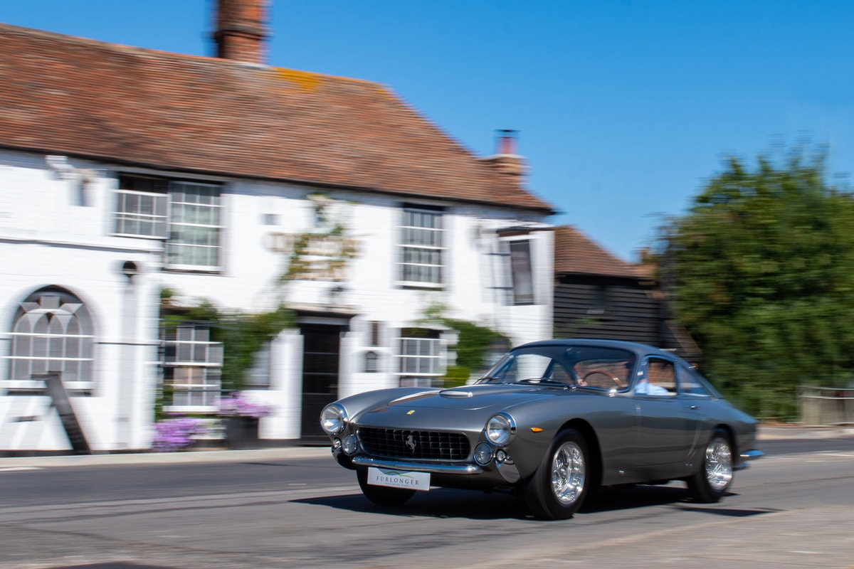 1963 Ferrari 250 Lusso - Matching Numbers For Sale (picture 1 of 12)