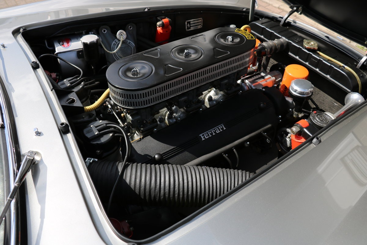 1963 Ferrari 250 Lusso - Matching Numbers For Sale (picture 7 of 12)