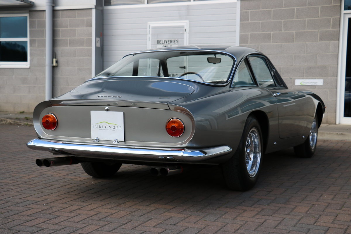 1963 Ferrari 250 Lusso - Matching Numbers For Sale (picture 9 of 12)