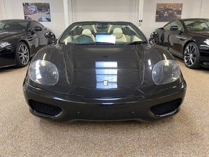 2005 FERRARI 360 SPIDER F1 ** ONLY 6,900 MILES STUNNING CAR ** For Sale (picture 4 of 10)