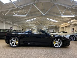 2005 FERRARI 360 SPIDER F1 ** ONLY 6,900 MILES STUNNING CAR ** For Sale (picture 6 of 10)