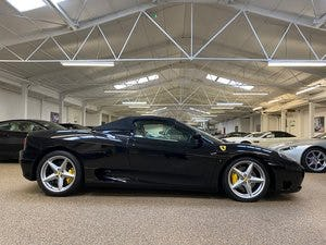2005 FERRARI 360 SPIDER F1 ** ONLY 6,900 MILES STUNNING CAR ** For Sale (picture 7 of 10)
