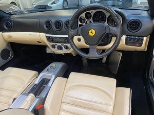 2005 FERRARI 360 SPIDER F1 ** ONLY 6,900 MILES STUNNING CAR ** For Sale (picture 10 of 10)