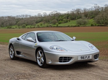 Picture of 2000 Ferrari 360 Modena For Sale by Auction