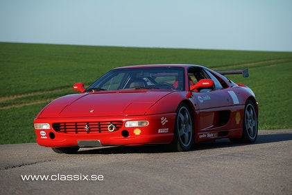Picture of 1996 Ferrari F355 Challenge. 1 of 108 cars built. Street license For Sale