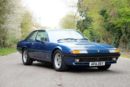 Picture of 1983 Ferrari 400i Series 2 For Sale by Auction