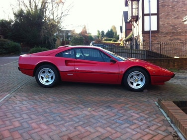 Picture of 1977 Ferrari 308 GTB Vetroresina For Sale by Auction