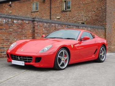 Picture of 2009 Ferrari 599 GTB 8,500 Miles – RHD HGTE Handling Package For Sale