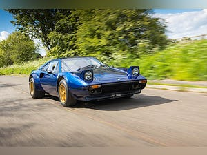 1981 Ferrari 308 GTB to FIA Group 4 Specification For Sale (picture 1 of 12)