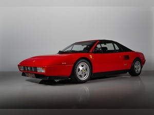 1992 Ferrari Mondial T Convertible one owner for 29 years For Sale (picture 6 of 50)