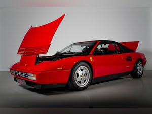 1992 Ferrari Mondial T Convertible one owner for 29 years For Sale (picture 7 of 50)