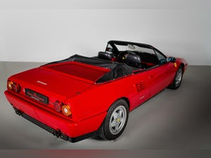 1992 Ferrari Mondial T Convertible one owner for 29 years For Sale (picture 9 of 50)