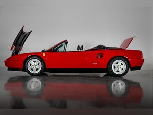 1992 Ferrari Mondial T Convertible one owner for 29 years For Sale (picture 15 of 50)