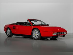 1992 Ferrari Mondial T Convertible one owner for 29 years For Sale (picture 17 of 50)