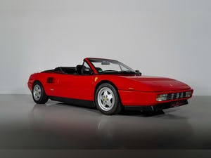 1992 Ferrari Mondial T Convertible one owner for 29 years For Sale (picture 20 of 50)