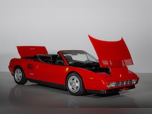 1992 Ferrari Mondial T Convertible one owner for 29 years For Sale (picture 26 of 50)