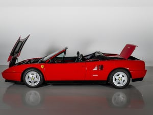 1992 Ferrari Mondial T Convertible one owner for 29 years For Sale (picture 27 of 50)