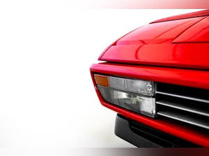 1992 Ferrari Mondial T Convertible one owner for 29 years For Sale (picture 29 of 50)