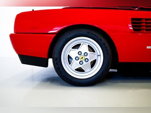 1992 Ferrari Mondial T Convertible one owner for 29 years For Sale (picture 30 of 50)