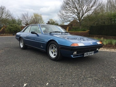 Picture of 1983 Ferrari 400i UK RHD 35,000 miles Just £35,000 - £40000 For Sale by Auction