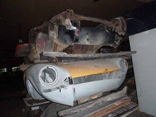 fiat spyder wrecks For Sale (picture 1 of 6)