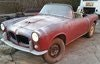 Picture of 1958 Fiat 1200 TV to restore for sale For Sale