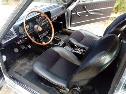 1971 Fiat 124 Sport Coupe 1600 with factory Dual carbs For Sale (picture 3 of 5)