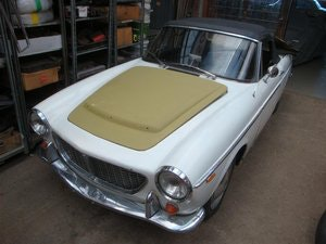 Picture of 1960 Fiat Osca 1500 spider '60 For Sale