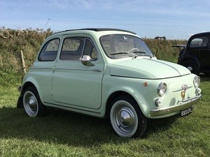 Picture of 1961 Fiat 500D one of the very best available SOLD
