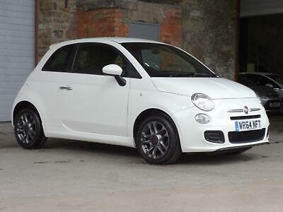 2014 Fiat 500 1.2 S 3DR For Sale (picture 1 of 6)