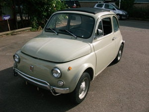 Picture of 1971 Fiat 500L  SOLD