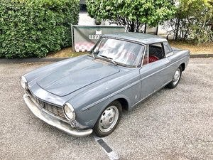 1962 FIAT - 1500 Cabriolet For Sale (picture 1 of 6)