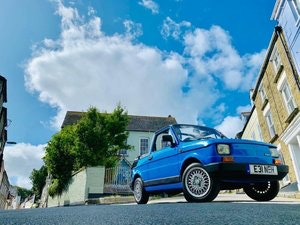 Picture of 1988 Great Example Of A 1989 Fiat 126 BIS Convertible  For Sale
