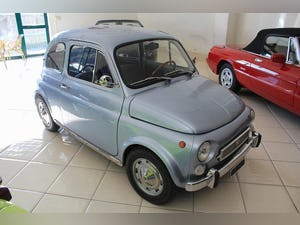 1971 Fiat 500 My Car Francis Lombardi with Roof close For Sale (picture 1 of 6)