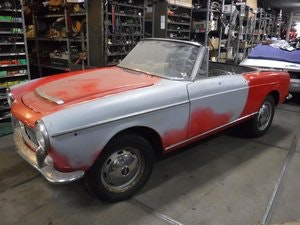 Picture of 1962 Fiat Osca 1500 spider '62 For Sale
