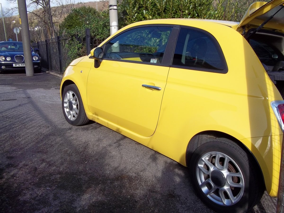 2009 Fiat 500 Sport 1.2  For Sale (picture 6 of 6)