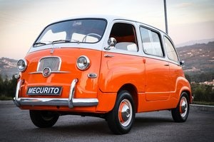 Picture of Fiat 600 Multipla - 1959 For Sale