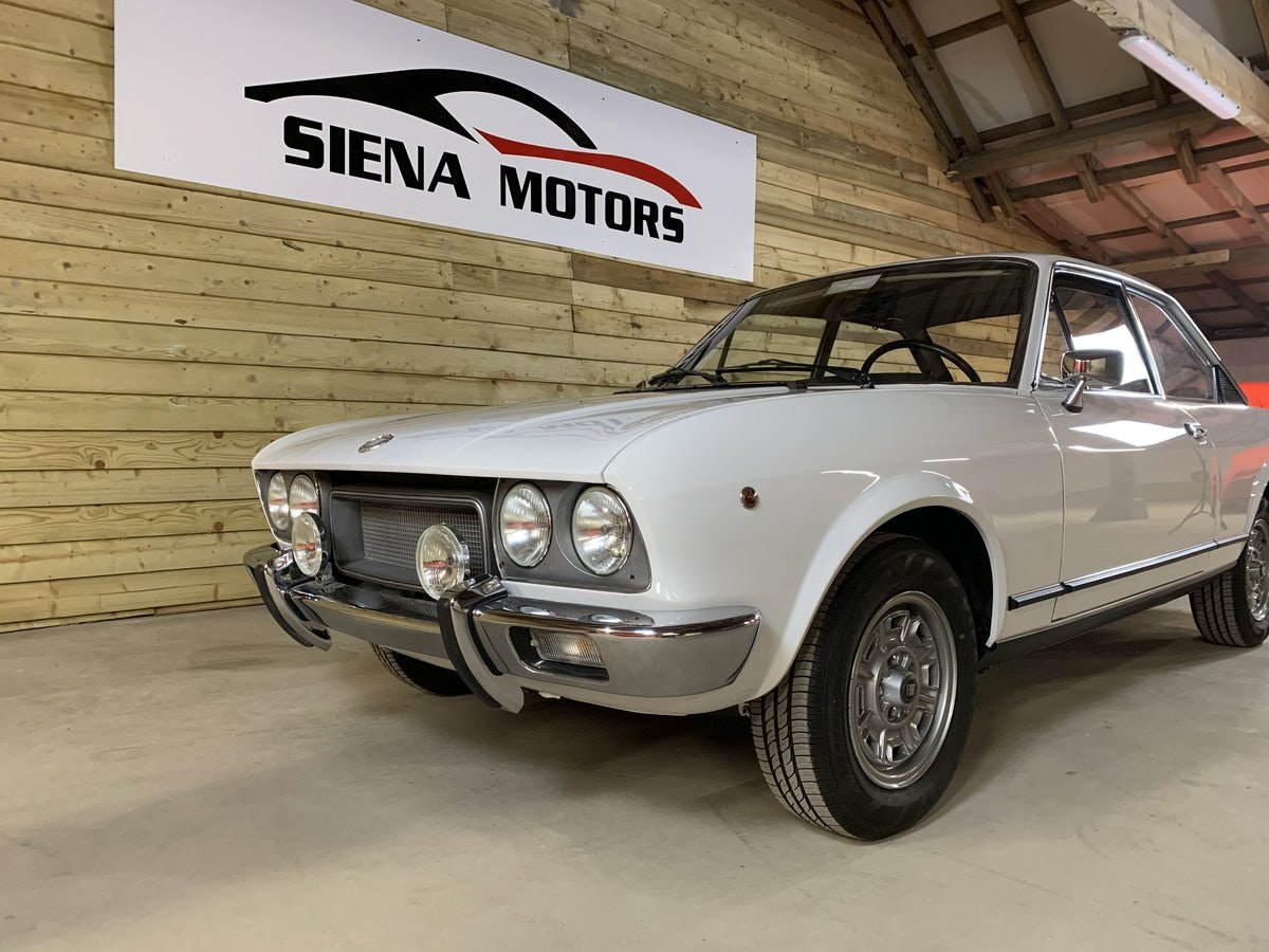 1975 FIAT 124 SPORT COUPE   NOW SOLD  For Sale (picture 2 of 6)