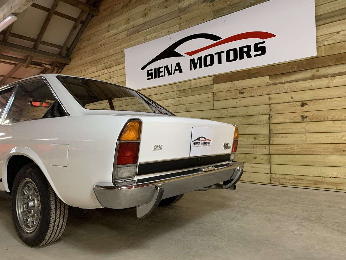 1975 FIAT 124 SPORT COUPE   NOW SOLD  For Sale (picture 3 of 6)